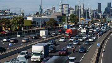 Traffic in Victoria