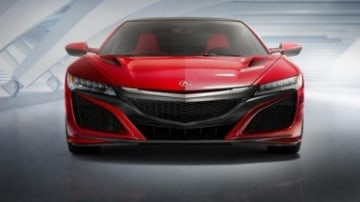 Honda NSX targeting Europe's finest