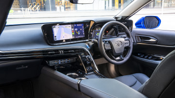 2021 Toyota Mirai price and specs: Hydrogen-electric car offered in limited numbers