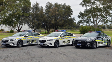 South Australia Police will trial the new Holden Commodore.