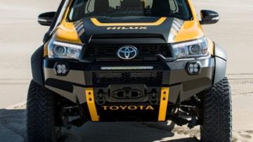 2017 Toyota HiLux Tonka Concept Toyota HiLux Tonka Concept. EMBARGO: 9:30am 29/03/2017
