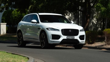 2019 Jaguar F-Pace 30t R-Sport review