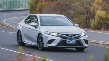 2019 Toyota Camry SX review