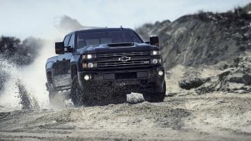 Chevrolet Silverado Australian prices revealed