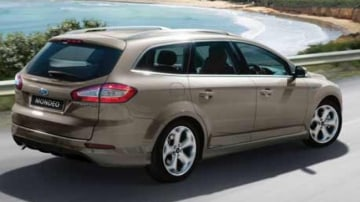 Ford's Mondeo wagon blends practicality with worry free motoring.