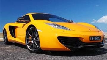 McLaren won't chase world speed record