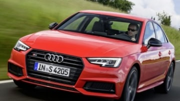 2016 Audi S4 first drive review
