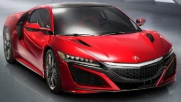 Honda NSX convertible likely