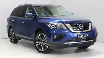 2018 Nissan Pathfinder Ti quick spin review