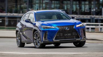 Lexus UX 2019 first drive