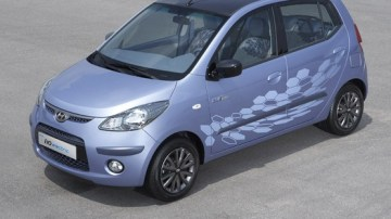 2010 Hyundai i10 Electric To Debut At Frankfurt