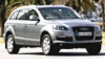 Audi Q7 3.0 TDI. Picture: Gary Medlicott.
