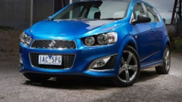 Holden Barina RS pricing announced