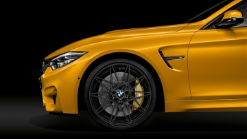 BMW Reveals M4 Convertible Edition 30 Years