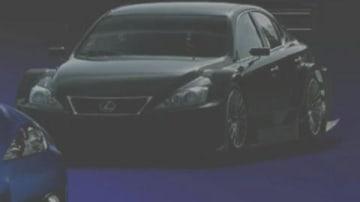 Lexus to unveil IS-F Racing Concept at Tokyo Auto Salon