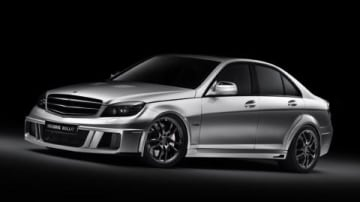 Brabus Bullit Biturbo Mercedes Benz C-Class - The secret is out