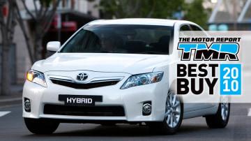 TMR Best Buy Award 2010: Toyota's Hybrid Camry