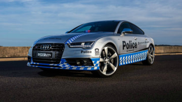 NSW Police Adds Audi S7 Sportback To Community Engagement Fleet
