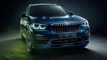 Alpina XD3 debuts at Geneva