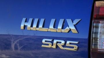 Toyota HILUX SR5 logo