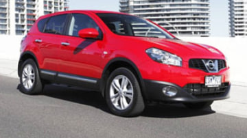 Nissan Dualis TS new car review