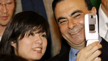 Carlos Ghosn turned around the fortunes of Nissan and Renault - and became a hero in Japan in the process.