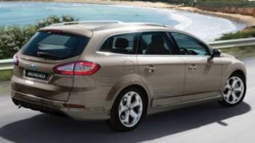 Ford Mondeo wagon