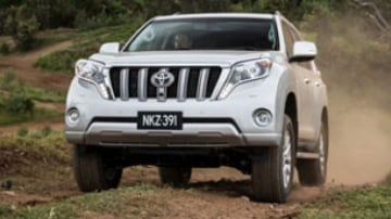 Toyota Prado first drive review