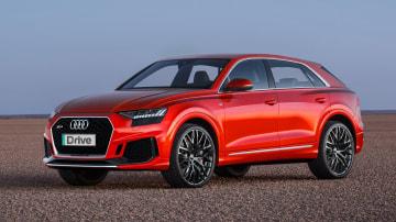Coming Soon: Audi RS Q8
