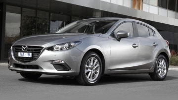 2014 Mazda3 Outlook Strong In Australia