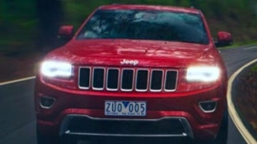 First drive review: Jeep Grand Cherokee 4x2