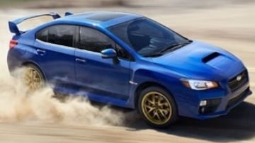 The all-new Subaru WRX STi has been leaked online ahead of its official debut at the 2014 Detroit motor show.