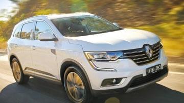 2016 Renault Koleos Zen