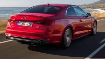 2017 Audi A5.