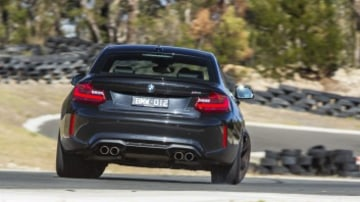 Check in with Drive on Friday for the BMW M2's first comparison test.
