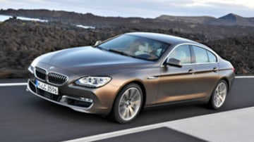 First drive: BMW 6-Series Gran Coupe