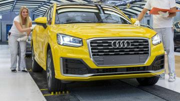 Audi Q2 Production Begins Ahead Of 2017 Arrival For Australia