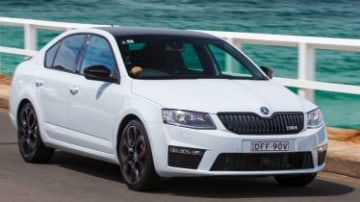 2017 Skoda Octavia RS 230 quick spin review
