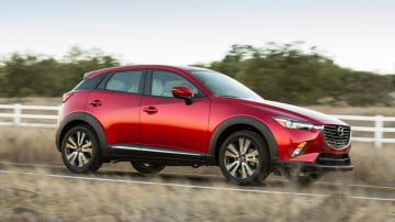 Lofty expectations: the Mazda CX-3 is expected to be in hot demand when it lands early next year.