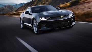 HSV reveals Chevrolet Camaro prices
