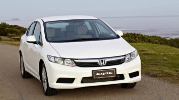 Honda Civic VTi Sedan