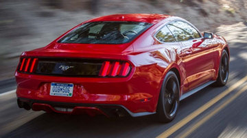 Ford's iconic Mustang coupe will arrive in Australia in 2015.