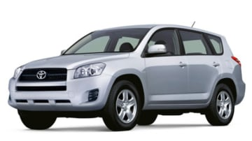 Toyota has made stability and traction control on the RAV4 standard.