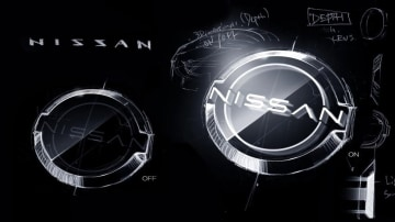 Nissan launches first new logo in 20 years