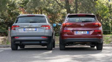 Rear versus rear