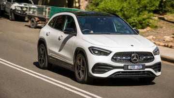 2021 Mercedes-Benz GLA250 review