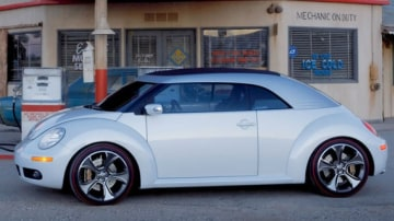 Volkswagen Beetle Ragster