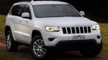 Jeep Grand Cherokee recalled