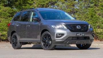 Nissan Pathfinder N-Sport 2018 Review