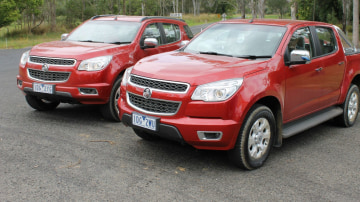 Holden Colorado And Colorado 7 Recalled For Seatbelt Issues